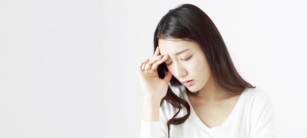 虫歯が引き起こす頭痛