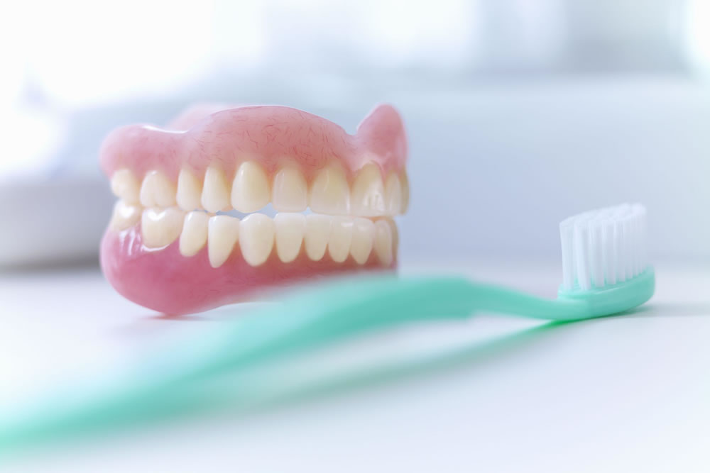 入れ歯の清掃