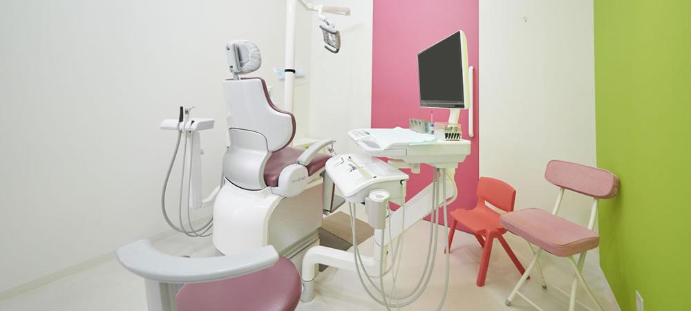 江南市・犬山市でキッズコーナーのある歯医者